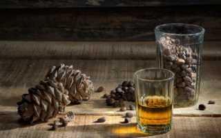 Настойка из кедровых орехов: на водке, на спирту, лечебные свойства и противопоказания, от чего помогает и какие