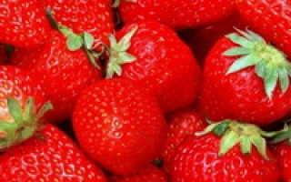 Замороженная клубника: польза и вред для здоровья, химический состав и калорийность