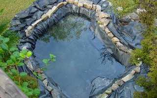 Чем застелить дно пруда: гидроизоляция мастикой для искусственных водоёмов своими руками, можно ли устилать мхом, материалы и