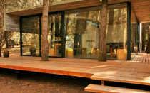 Фундамент под веранду: пошаговая инструкция строительства своими руками, как сделать столбчатый для террасы, отдельно или связать к