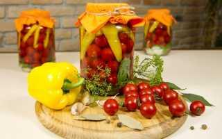 Засолка помидоров черри – лучшие рецепты засолки на зиму в банках