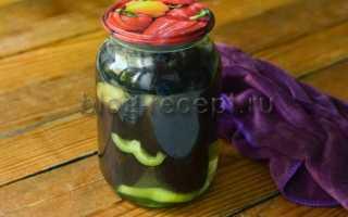 Маринованные баклажаны без стерилизации на зиму: лучшие рецепты, пошаговое приготовление, фото