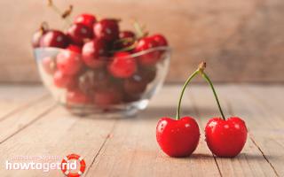 Вишнёвый компот: польза и вред, химический состав, советы по приготовлению и хранению
