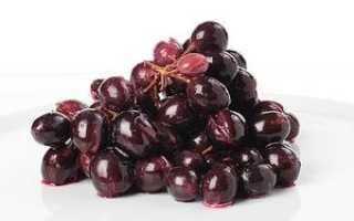 Маринованный виноград с горчицей: рецепты с пошаговым приготовлением, видео