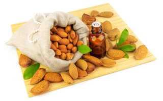 Миндальное масло для тела: применение, польза и вред, влияние