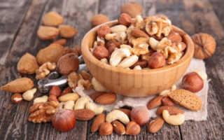 Грецкие орехи для мужской потенции: польза, как влияют