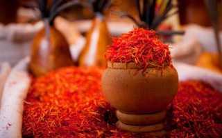 Чай с шафраном: его польза и вред, как правильно заваривать и принимать, рецепт и условия хранения
