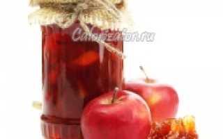 Яблочное варенье: польза и вред, калорийность, рекомендации по приготовлению