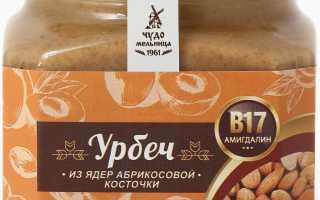 Урбеч из абрикосовых косточек: пищевая ценность, польза и вред, приготовление в домашних условиях