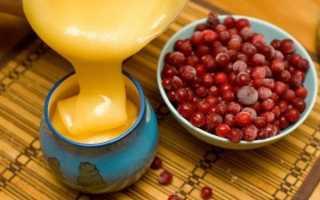Полезные свойства клюквы с мёдом от всех болезней, некоторые противопоказания