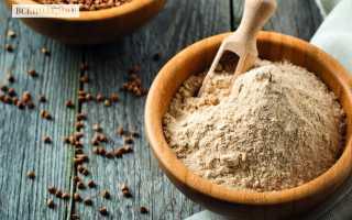 Гречневая мука: польза и вред, калорийность, состав и БЖУ, чем полезна для похудения, употребление при язве и