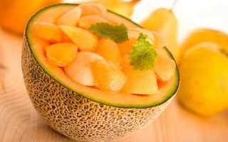 Какие витамины содержатся в дыне и чем она полезна
