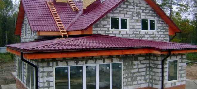 Веранда к дому из газобетона или пеноблоков: фото пристройки, как присоединить террасу, крепление крыши к стенам, проекты