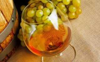 Как сделать коньяк из винограда в домашних условиях: рецепт