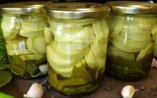 Консервированные кабачки без стерилизации на зиму: рецепты с пошаговым приготовлением, видео