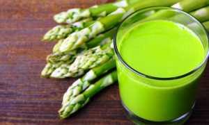 Спаржа для похудения: калорийность и химический состав, полезные и вредные свойства