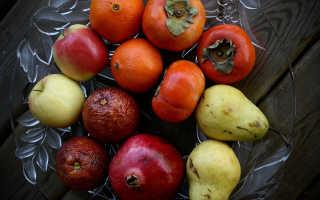 Витаминная бомба: какие фрукты обязательны к употреблению в зимнюю пору?