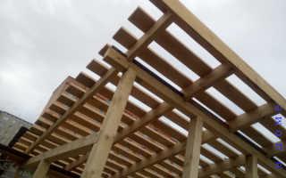 Беседка с односкатной крышей: пошаговое строительство беседки из дерева, как сделать своими руками, фото и размеры строения