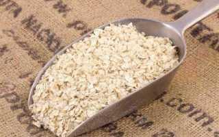 Польза и вред сырой овсянки: калорийность в сухом виде на 100 грамм, можно ли есть и что