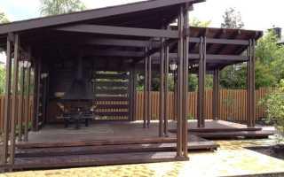 Беседка в стиле лофт: фото интерьера для дачи, как сделать своими руками из металла и дерева