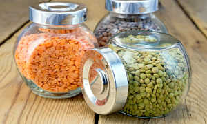 Какая чечевица полезнее: красная, зелёная, оранжевая, коричневая или жёлтая, в чём их разница, какая самая вкусная